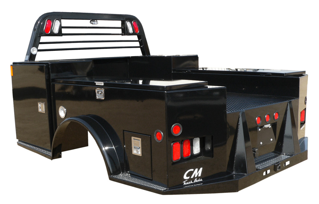 Tool Box For Truck Bed >> Dealers Truck CM Model TM Truck Bed - Dealers Truck