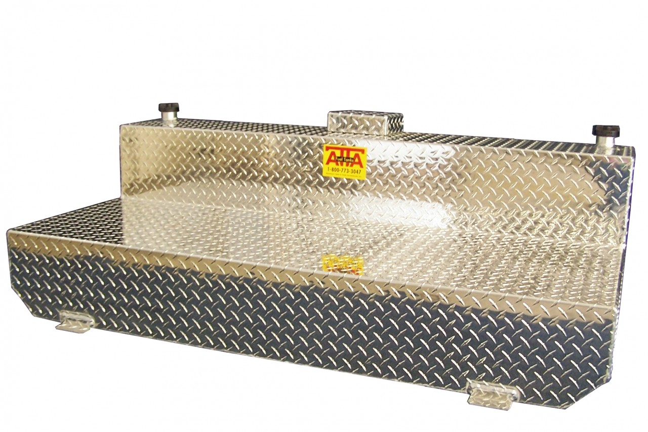 Dealers Truck At90l Auxiliary Fuel Tanks Dealers Truck