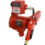 FR701VA – 115 Volt AC Pump with 807C Mechanical Meter with Automatic Nozzle