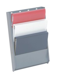 Four Slot Binder Holder