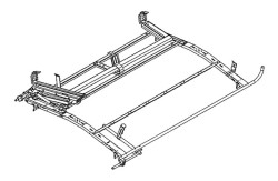 LOADSRITE Drop-Down Ladder Rack – COMBO UNIT FSV STREETSIDE