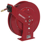 Vehicle-Mount Hose Reels (Series D8000 & E8000)