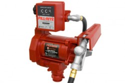 FR701V – 115 Volt AC Pump with 807C Mechanical Meter