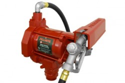 FR700V – 115 Volt AC Pump with Manual Nozzle