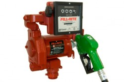 FR711VA – 115V AC High Flow Pump, 1 in. Hi Flow Automatic Nozzle, 901 Meter