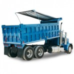Hammer Premium Steel Automatic Dump Truck Tarp Covering System